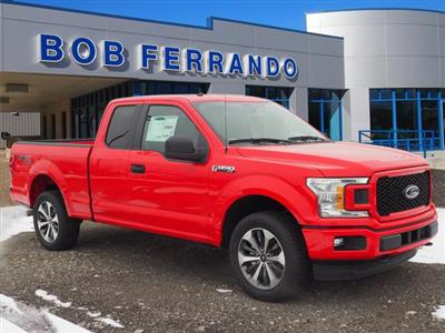 2019 F-150 Super Cab 4x4,  Pickup #KF110 - photo 3