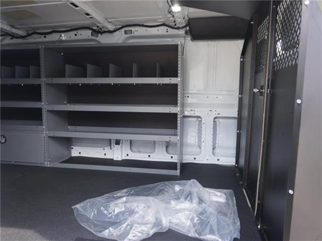 2019 Ford Transit 250 Low Roof 4x2, Masterack Upfitted Cargo Van #KF274 - photo 1