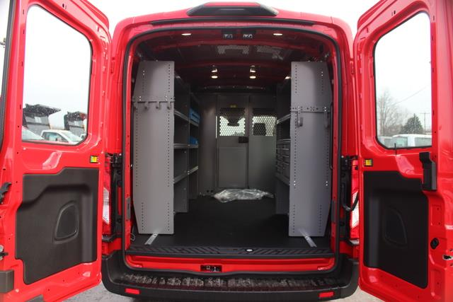 2020 Ford Transit 250 Med Roof 4x2, Upfitted Cargo Van #LF436 - photo 1