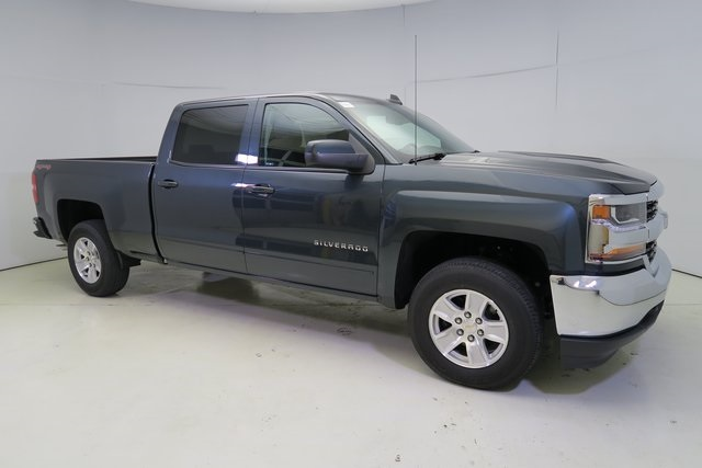 2017 Silverado 1500 Crew Cab 4x4, Pickup #G645 - photo 3