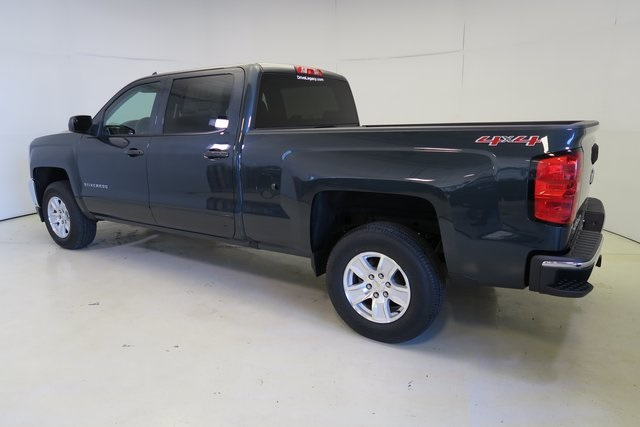 2017 Silverado 1500 Crew Cab 4x4, Pickup #G645 - photo 2