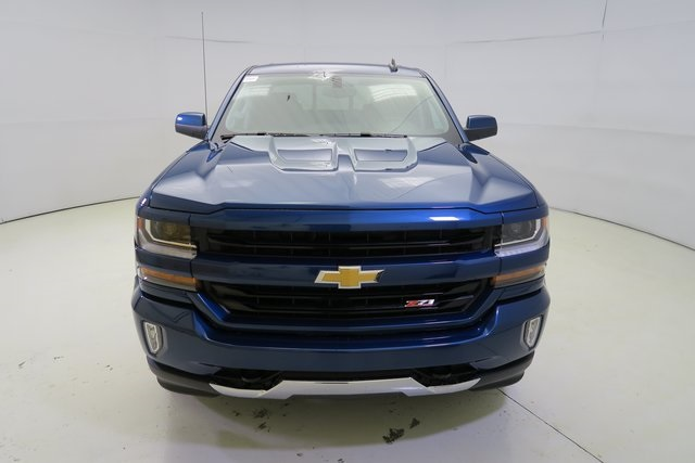 2017 Silverado 1500 Crew Cab 4x4, Pickup #G738 - photo 4