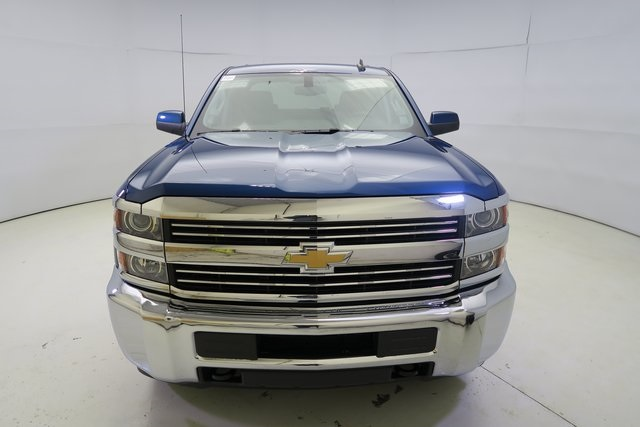 2017 Silverado 2500 Crew Cab 4x4, Pickup #G774 - photo 4