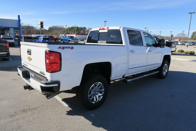 2017 Silverado 3500 Crew Cab 4x4, Pickup #G832 - photo 7