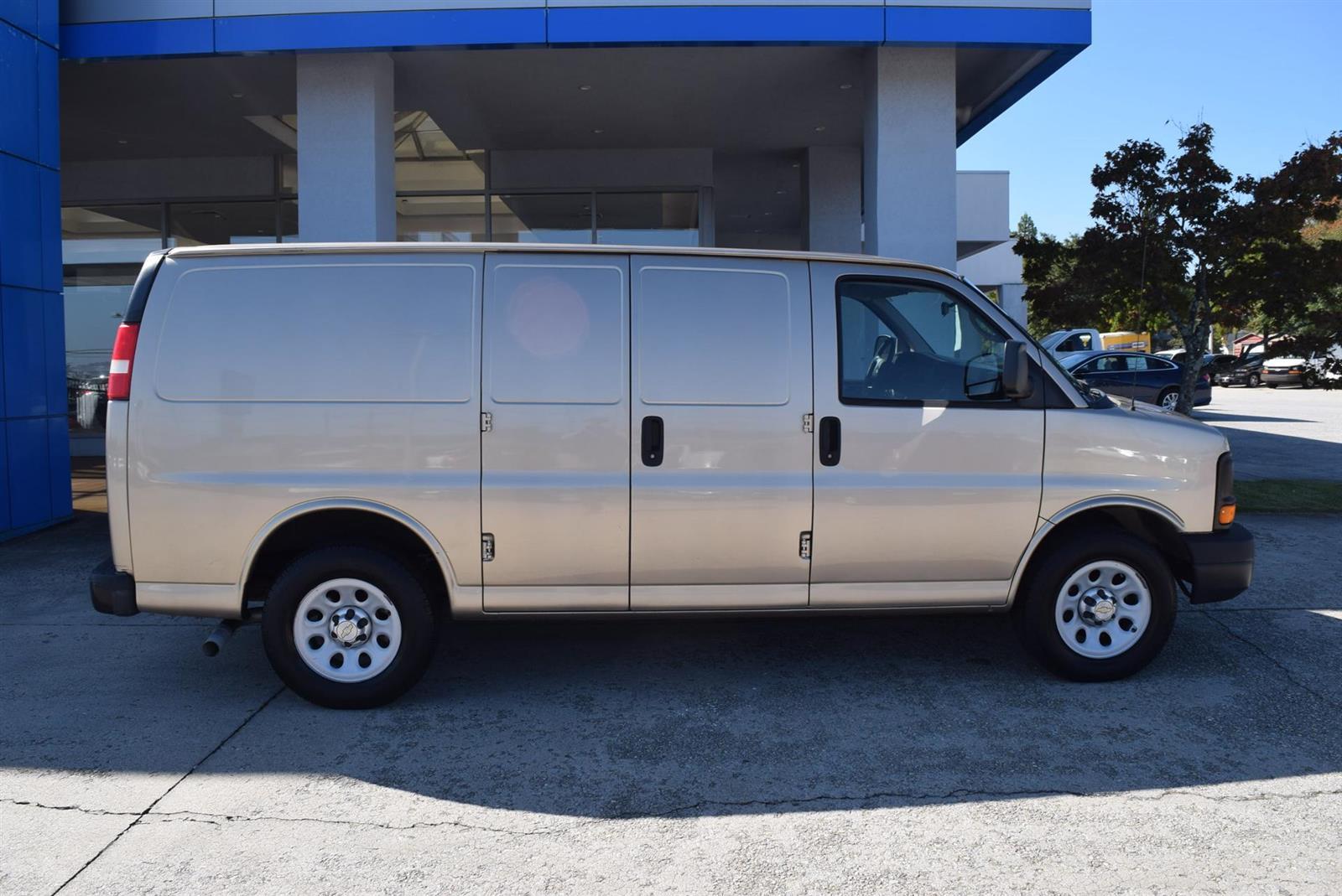 2013 Chevrolet Express 1500 RWD, Empty Cargo Van #109855 - photo 1