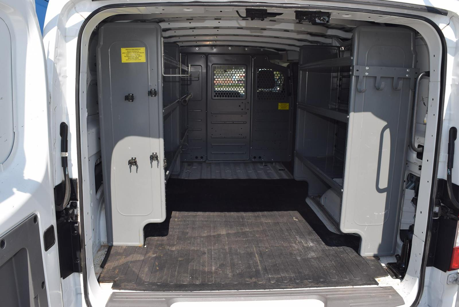 2017 Nissan NV1500 Standard Roof 4x2, Upfitted Cargo Van #110080 - photo 1