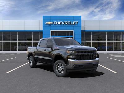 2021 Chevrolet Silverado 1500 Crew Cab 4x4, Pickup #210591 - photo 1