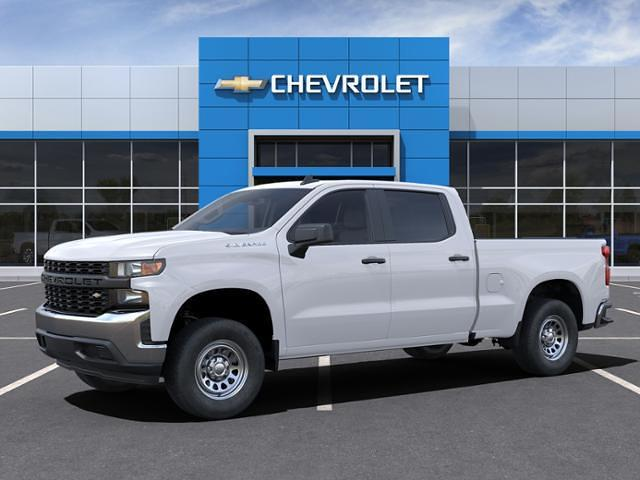 2021 Chevrolet Silverado 1500 Crew Cab 4x2, Pickup #210603 - photo 3