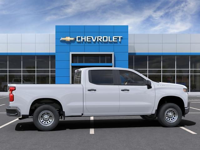 2021 Chevrolet Silverado 1500 Crew Cab 4x2, Pickup #210603 - photo 5