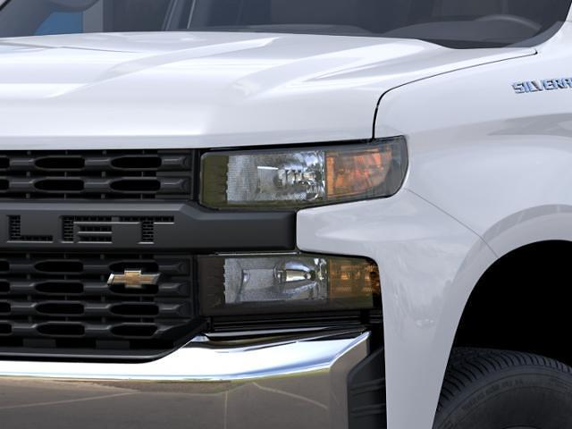 2021 Chevrolet Silverado 1500 Crew Cab 4x2, Pickup #210603 - photo 8