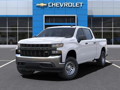 2021 Chevrolet Silverado 1500 Crew Cab 4x2, Pickup #210603 - photo 6