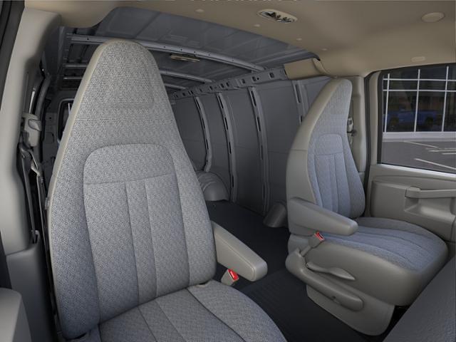 2021 Chevrolet Express 2500 4x2, Empty Cargo Van #210606 - photo 13