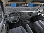 2021 Chevrolet Express 2500 4x2, Empty Cargo Van #210606 - photo 12