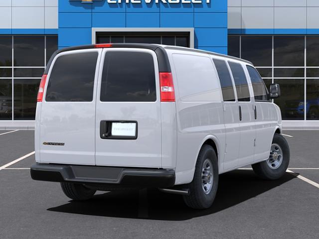 2021 Chevrolet Express 2500 4x2, Empty Cargo Van #210608 - photo 2