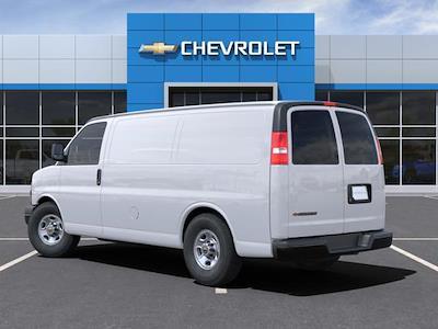 2021 Chevrolet Express 2500 4x2, Empty Cargo Van #210608 - photo 4