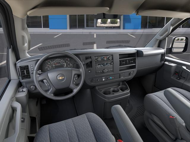 2021 Chevrolet Express 2500 4x2, Empty Cargo Van #210615 - photo 12