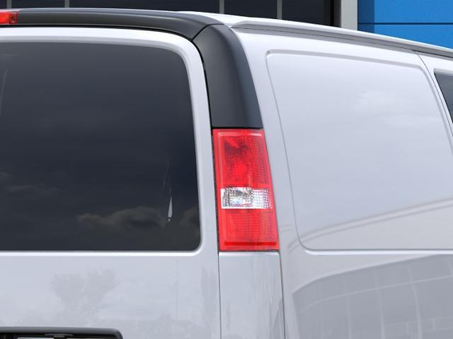 2021 Chevrolet Express 2500 4x2, Empty Cargo Van #210619 - photo 9