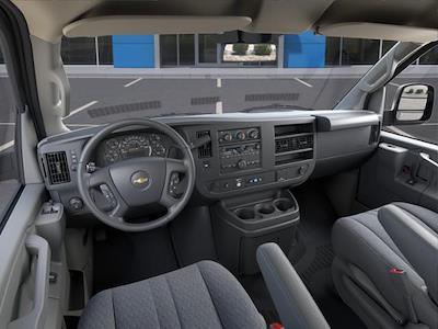 2021 Chevrolet Express 2500 4x2, Empty Cargo Van #210622 - photo 12