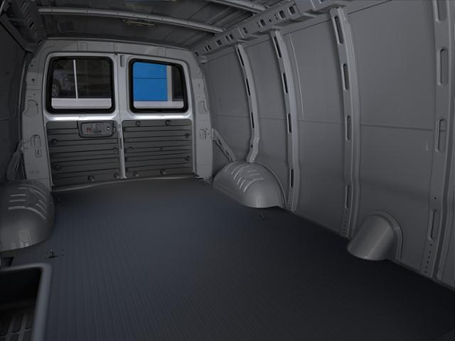 2021 Chevrolet Express 2500 4x2, Empty Cargo Van #210624 - photo 14