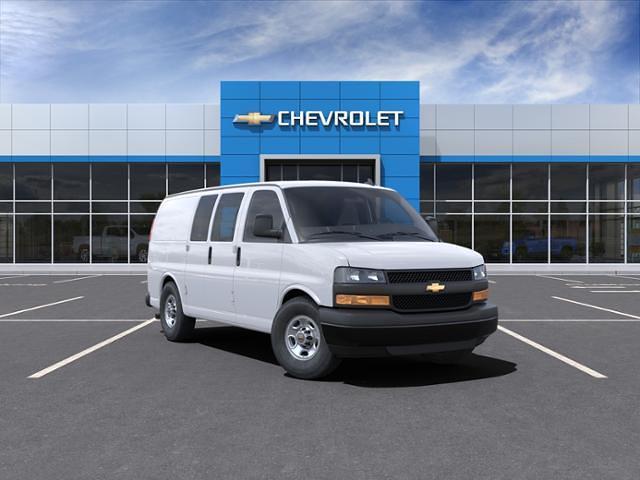 2021 Chevrolet Express 2500 4x2, Empty Cargo Van #210625 - photo 1