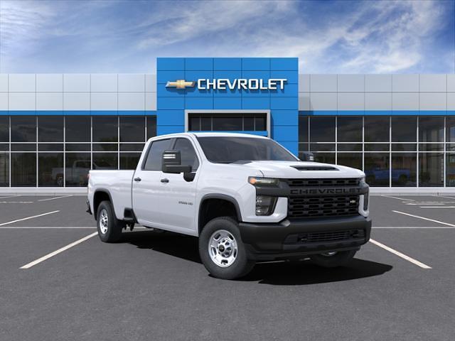 2021 Chevrolet Silverado 2500 Crew Cab 4x2, Pickup #210636 - photo 1