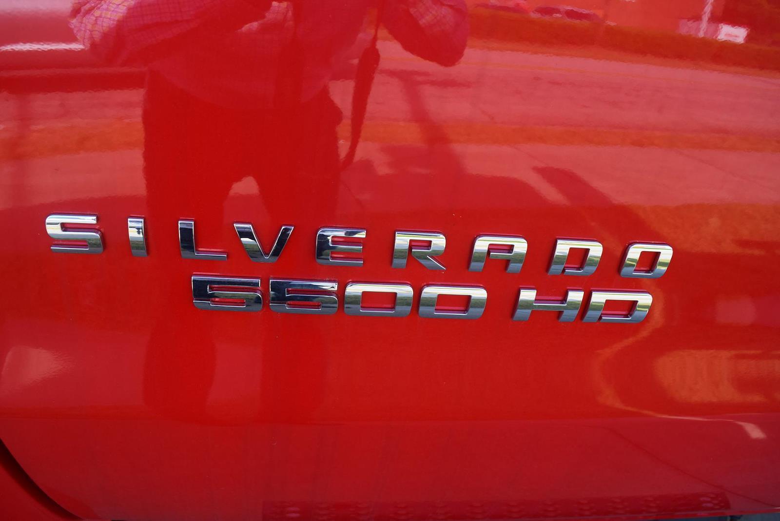 2019 Chevrolet Silverado 5500 Regular Cab DRW 4x2, Rollback Body #91052 - photo 22