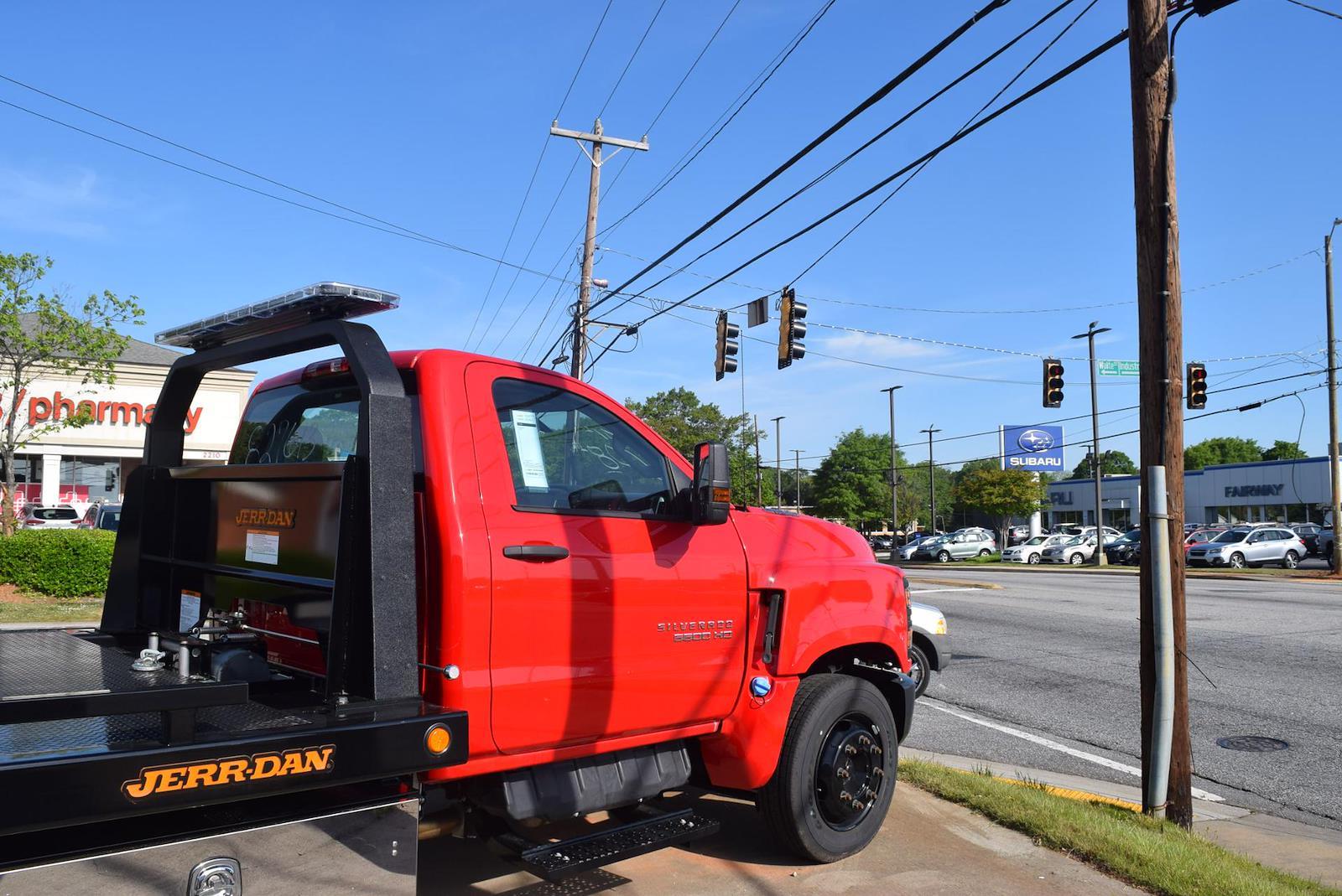 2019 Chevrolet Silverado 5500 Regular Cab DRW 4x2, Cab Chassis #91052 - photo 6