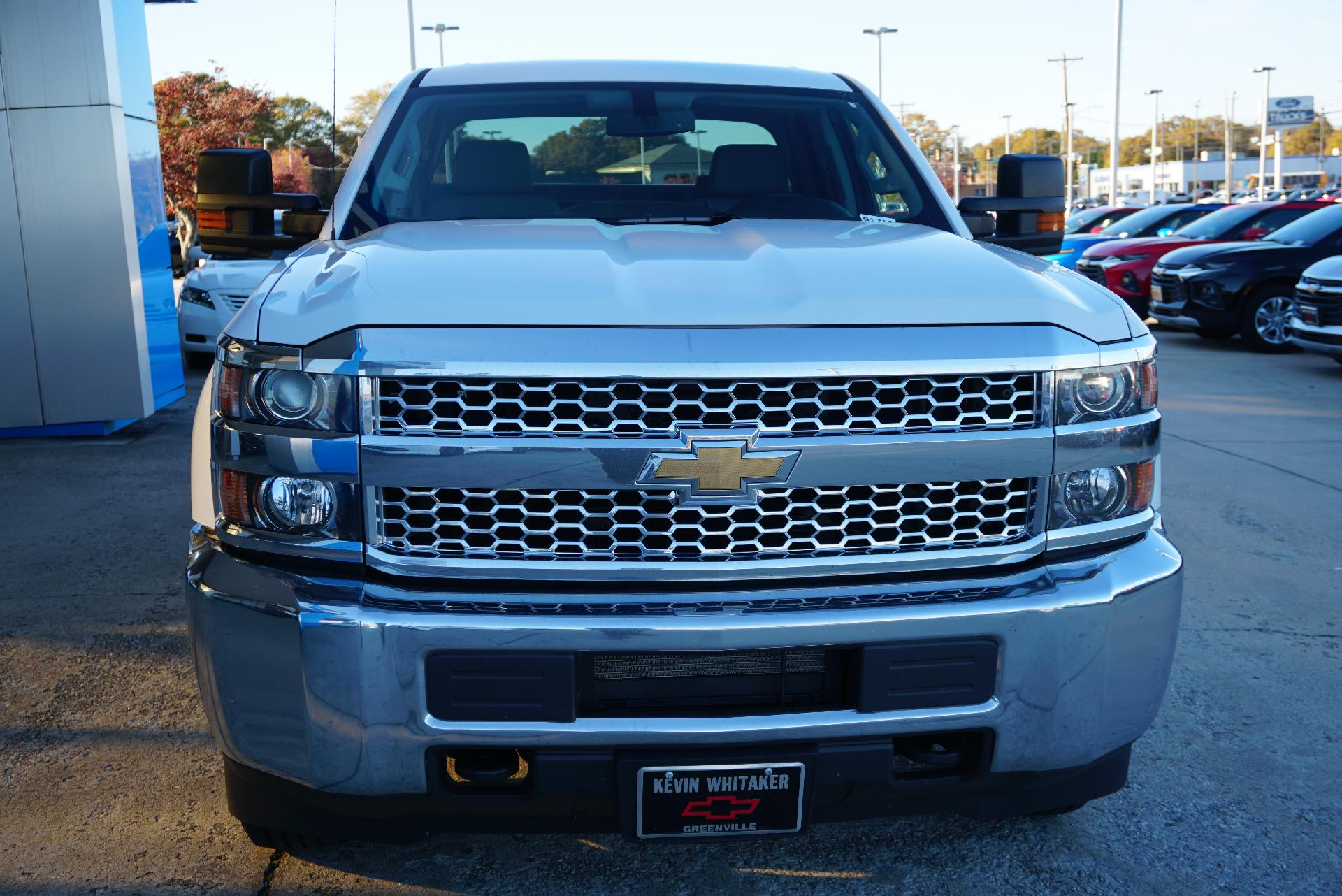2019 Silverado 2500 Double Cab 4x2, Reading SL Service Body #91718 - photo 10
