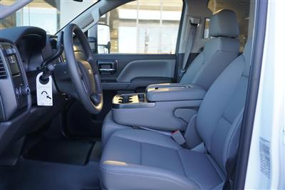 2019 Silverado 2500 Double Cab 4x4, Reading SL Service Body #91731 - photo 13