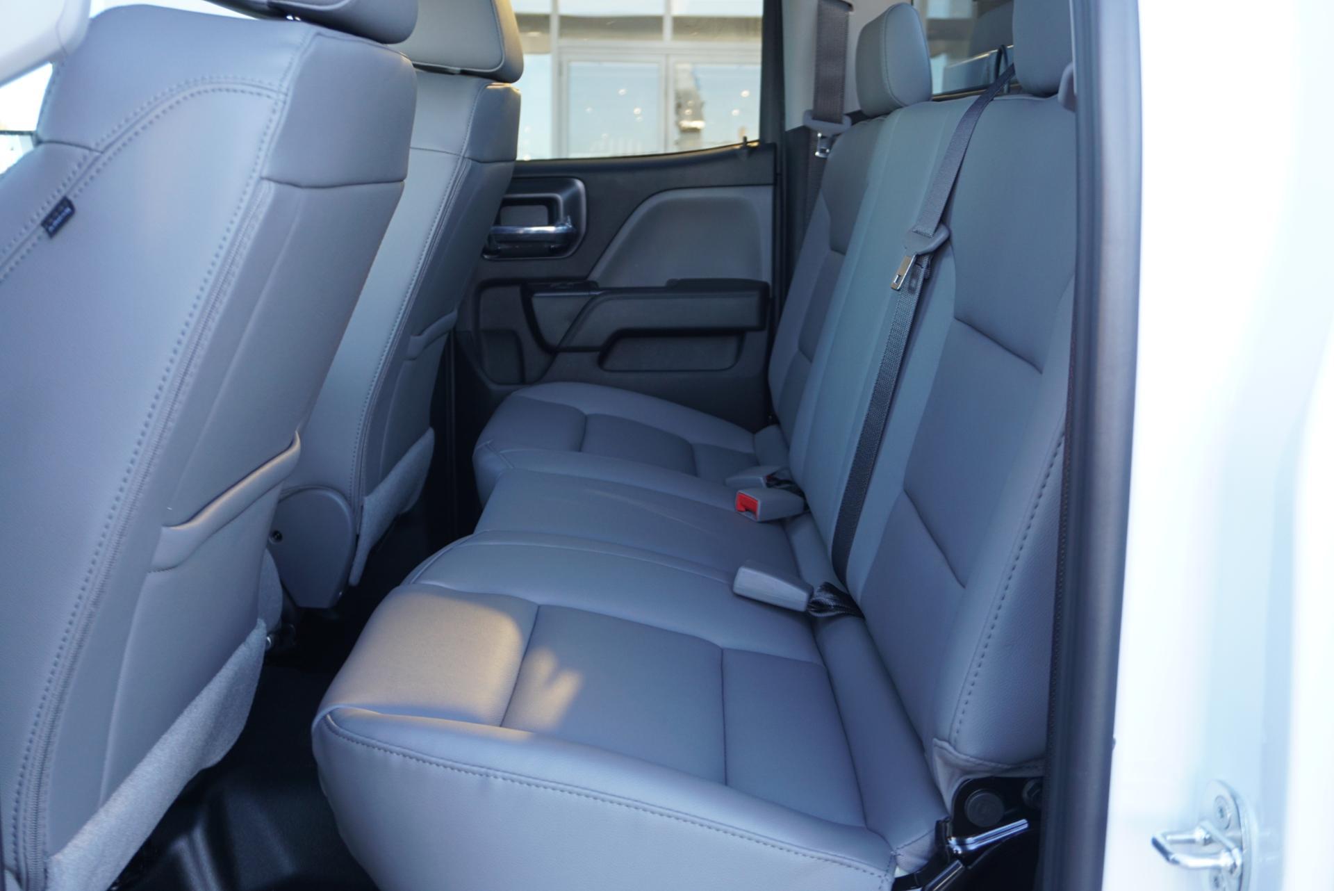 2019 Silverado 2500 Double Cab 4x4, Reading SL Service Body #91733 - photo 14