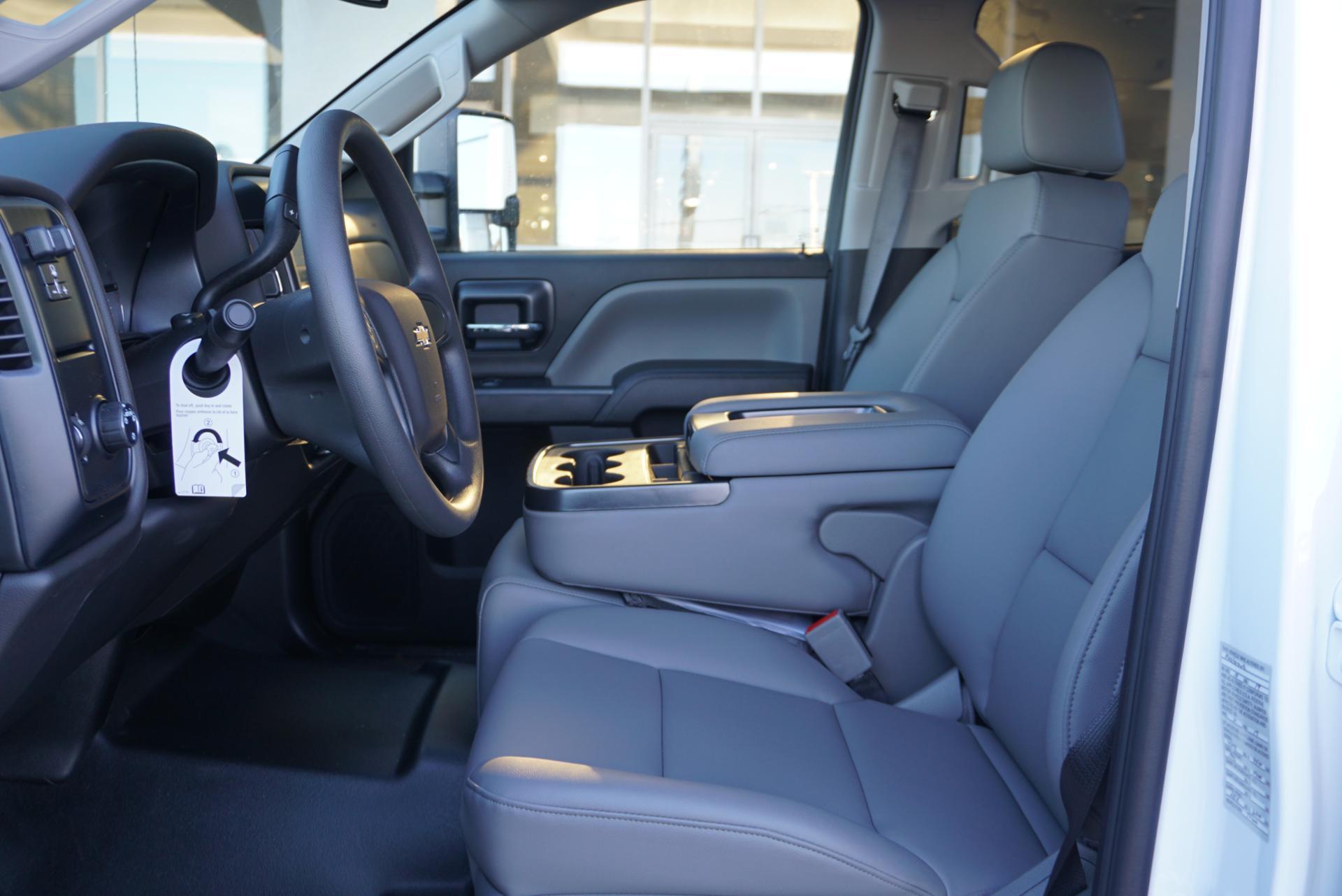 2019 Silverado 2500 Double Cab 4x4, Reading SL Service Body #91735 - photo 13