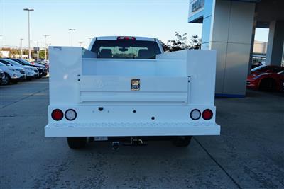 2019 Silverado 2500 Double Cab 4x2, Warner Select Pro Service Body #91736 - photo 3