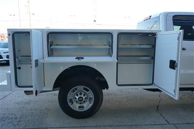 2019 Silverado 2500 Double Cab 4x2, Warner Select Pro Service Body #91736 - photo 9