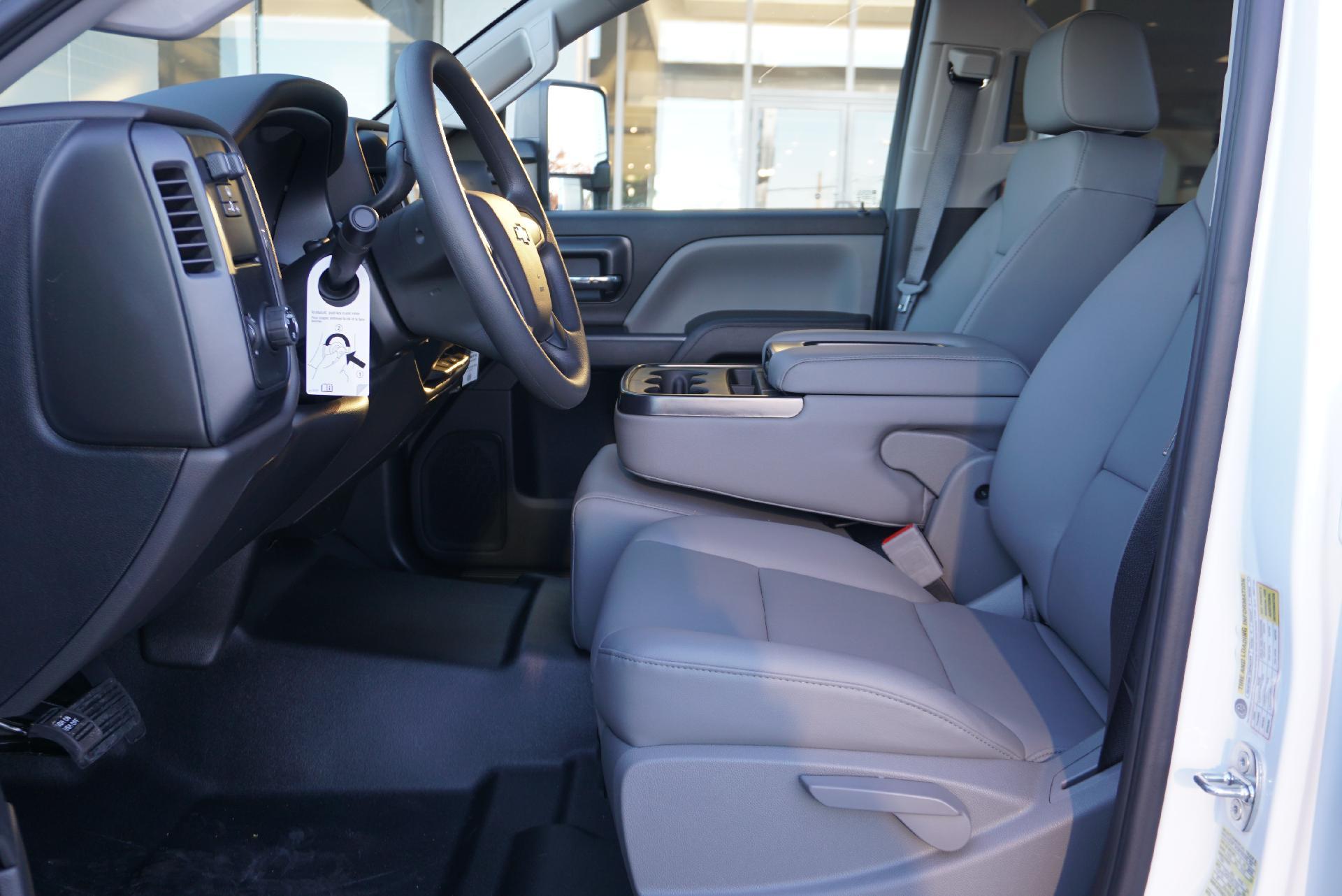2019 Silverado 2500 Double Cab 4x2, Service Body #91764 - photo 13