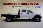2017 Ram 5500 Crew Cab DRW 4x4, Platform Body #7765R - photo 1