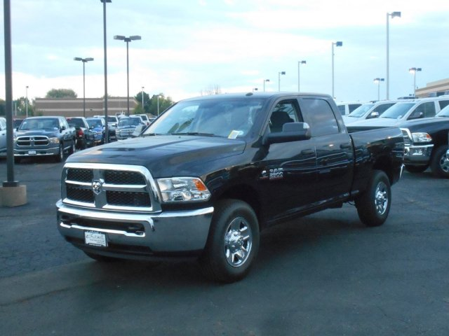 2017 Ram 2500 Crew Cab, Pickup #HG515244 - photo 3