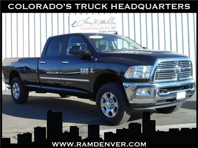 2017 Ram 2500 Crew Cab 4x4 Pickup #HG555190 - photo 1
