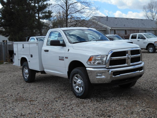 2017 Ram 2500 Regular Cab 4x4, Knapheide Service Body #HG561197 - photo 3
