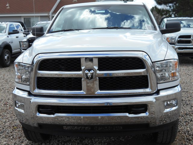 2017 Ram 2500 Regular Cab 4x4, Knapheide Service Body #HG561197 - photo 4