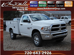 2017 Ram 2500 Regular Cab 4x4, Knapheide Service Body #HG561197 - photo 1