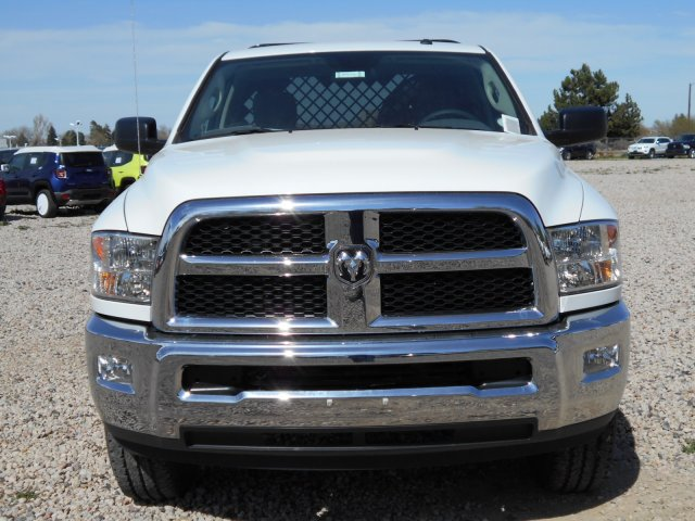 2017 Ram 2500 Regular Cab 4x4, Knapheide Platform Body #HG561198 - photo 3