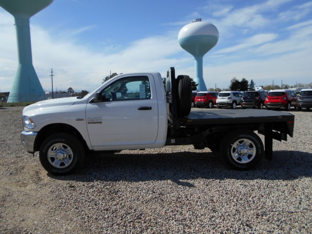 2017 Ram 2500 Regular Cab 4x4, Knapheide Platform Body #HG561198 - photo 4