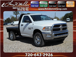 2017 Ram 2500 Regular Cab 4x4, Knapheide Platform Body #HG561198 - photo 1