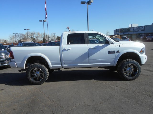 2017 Ram 2500 Crew Cab 4x4, Pickup #HG590446 - photo 7