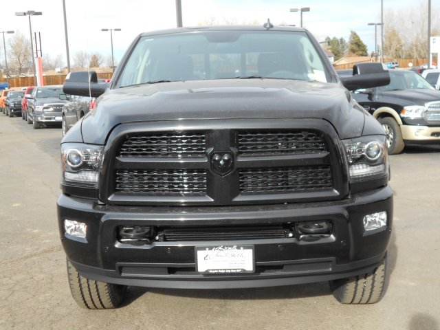 2017 Ram 2500 Crew Cab 4x4, Pickup #HG590467 - photo 4
