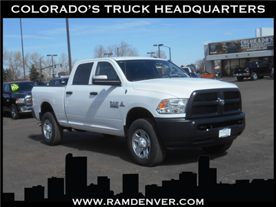 2017 Ram 3500 Crew Cab 4x4 Pickup #HG651470 - photo 1
