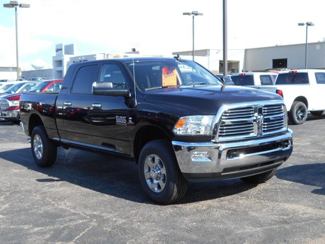 2017 Ram 3500 Mega Cab 4x4 Pickup #HG690509 - photo 3