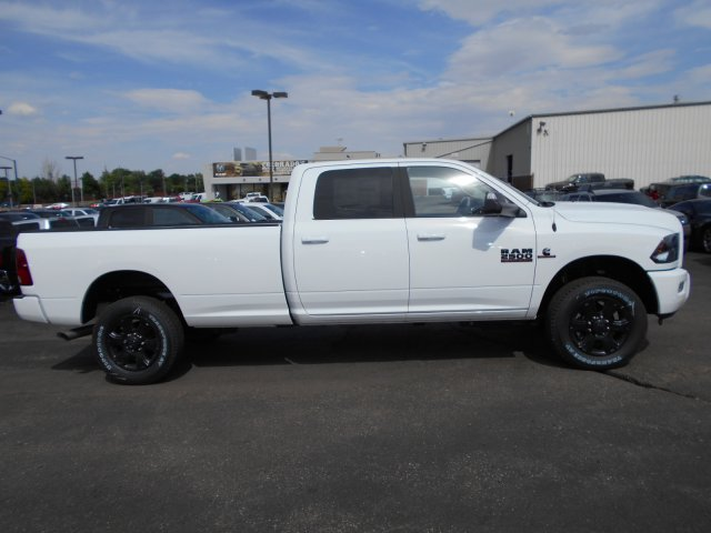 2017 Ram 2500 Crew Cab 4x4 Pickup #HG733142 - photo 7
