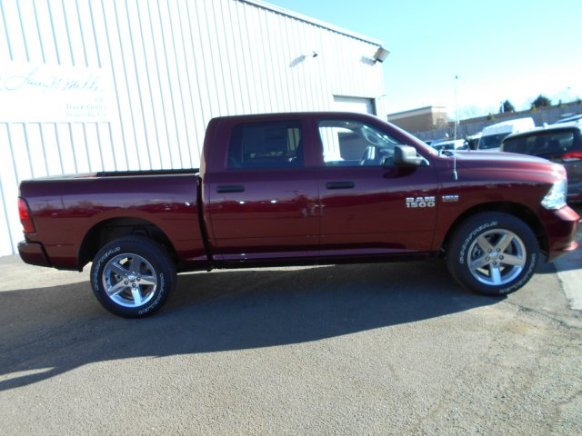 2017 Ram 1500 Crew Cab 4x4, Pickup #HG739267 - photo 7