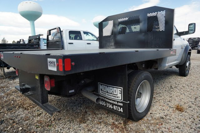 2017 Ram 4500 Regular Cab DRW, Platform Body #HG760836 - photo 2